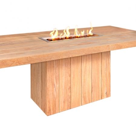 Feuer-Esstisch 'Excellent'